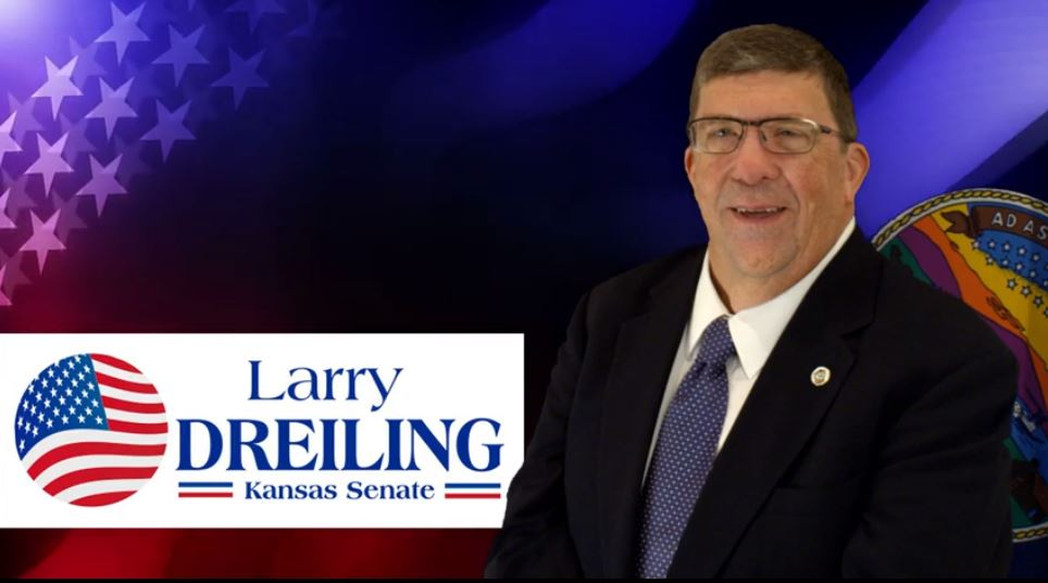 Larry Dreiling for Kansas Senate District 40